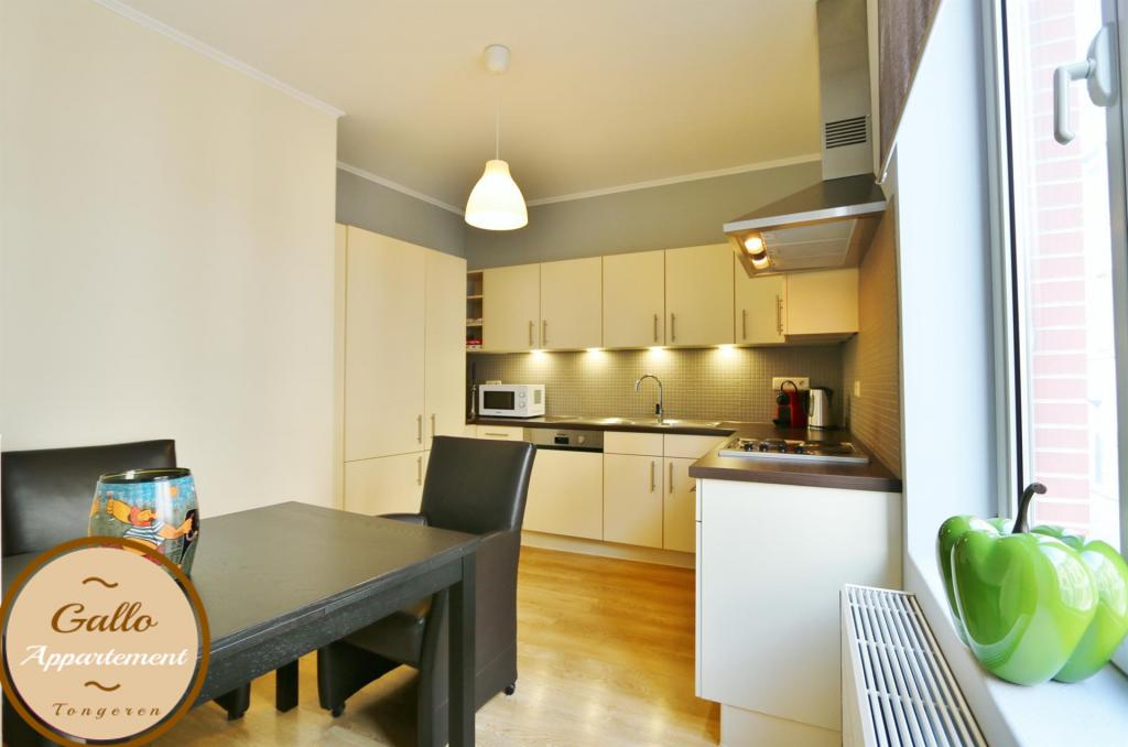 Cuisine appartement de location Tongres