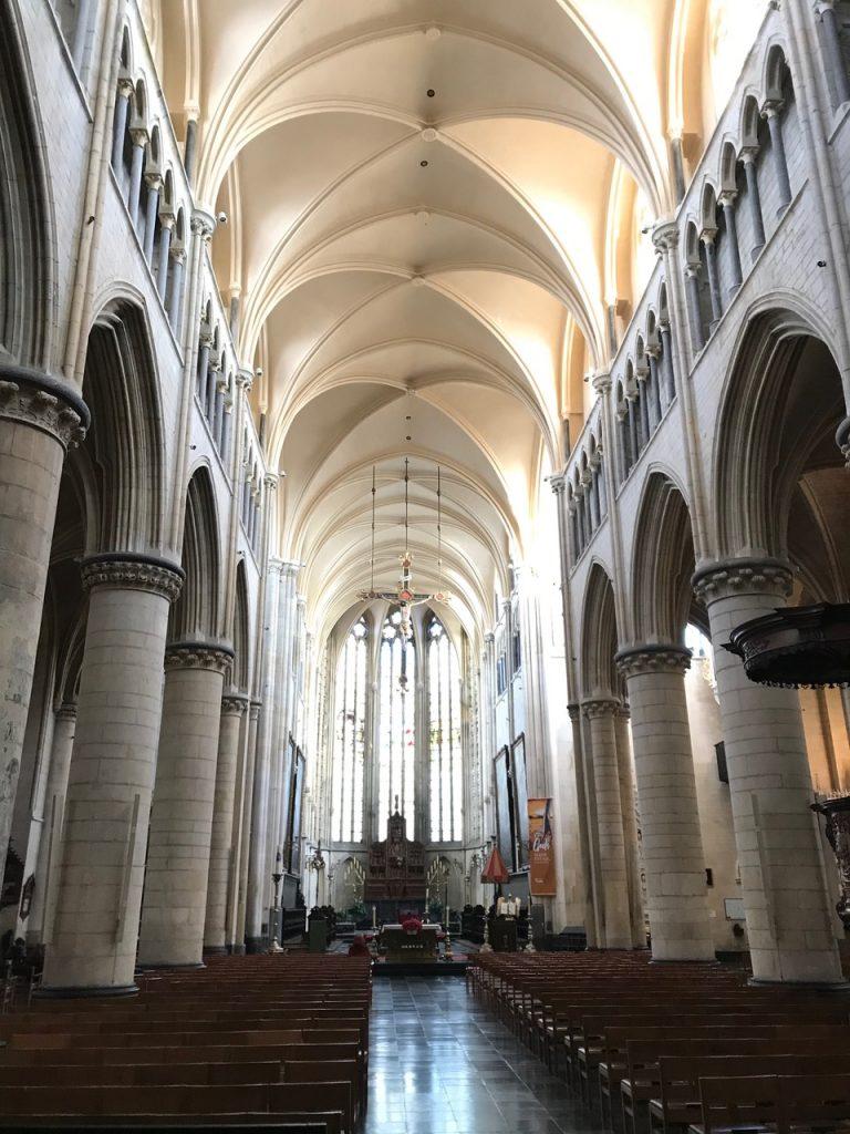cathédrale de Tongres